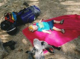 Diendusa pludmalē